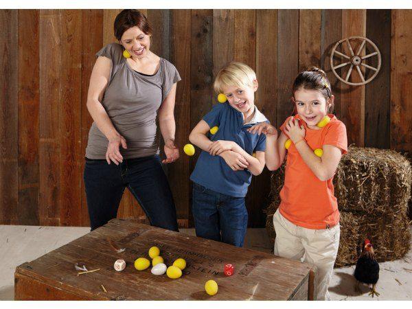 Dancing Eggs board game and baord game goblin