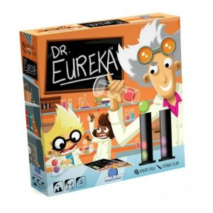 Dr Eureka board game at board game goblin in sunbury