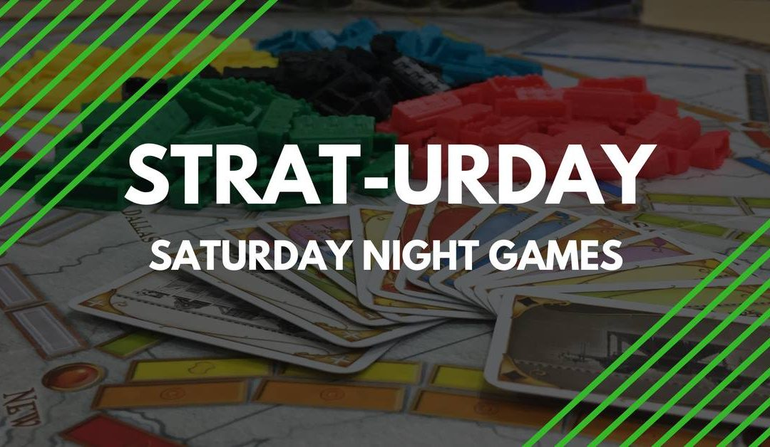 Saturday Night Games | FREE