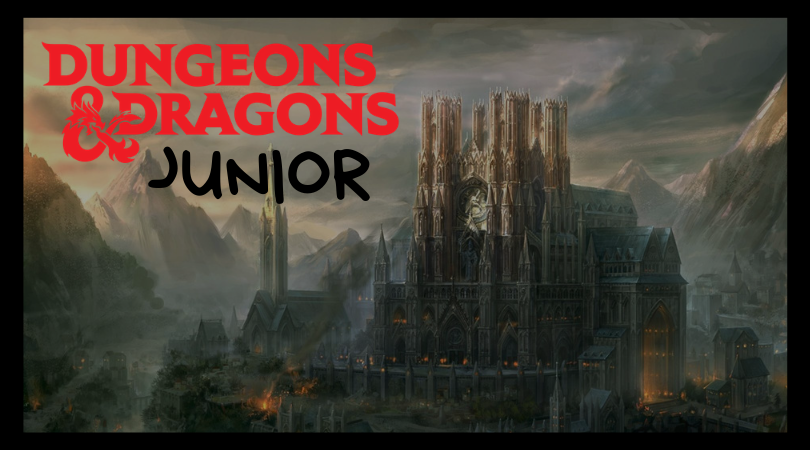 Dungeons & Dragons Junior | $10