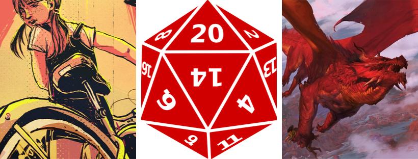 Teen's RPG Club (Roleplay Games)