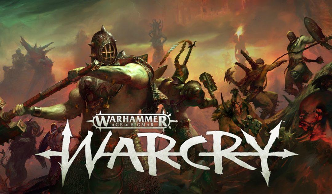 Warhammer Wednesday